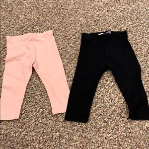 Old navy leggings bundle of 2